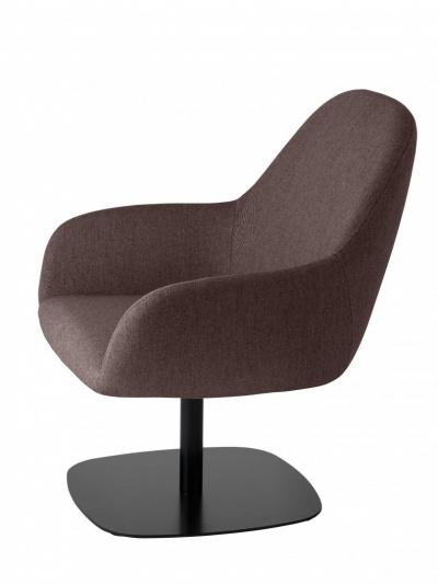 Magnificent Myra Swivel Lounge Armchair Satelliet Uk Ibusinesslaw Wood Chair Design Ideas Ibusinesslaworg